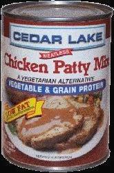 Chicken Patty Mix