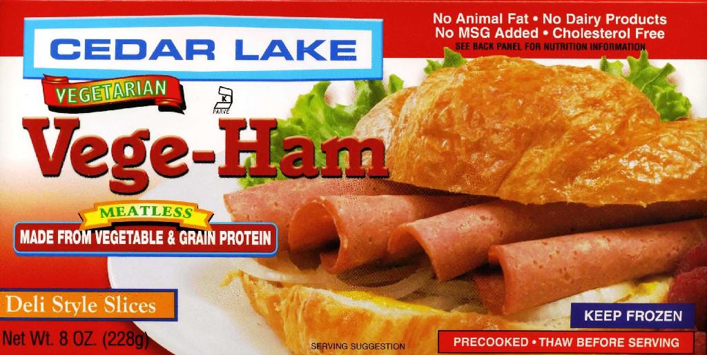 Ham Slices Image