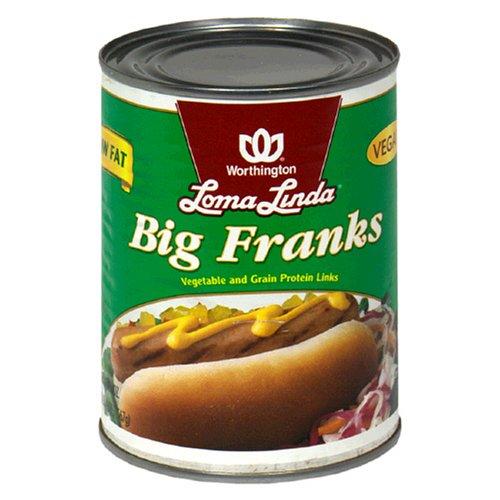 Low Fat Big Franks