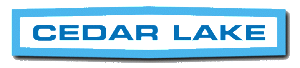 Cedar Lake Logo