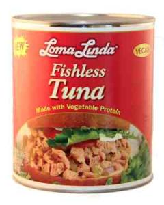 Fishless Tuna